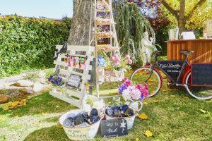 Primavera y boda