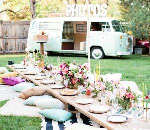 postres para una boda en verano