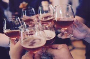 celebración de empresa